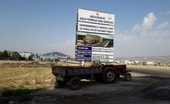 125 yataklı Pazarcık Hastanesinin temeli atılıyor