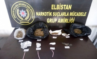 Uyuşturucu operasyonunda 3 şüpheli tutuklandı