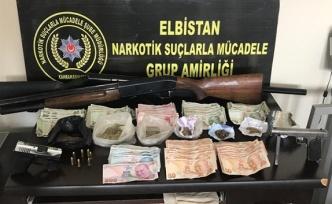 Uyuşturucu satıcılarına operasyon: 11 gözaltı