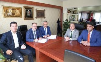 """""""Geleneksel Türk Okçuluğu"""" işbirliği protokolü imzaladı"""