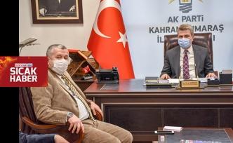 BBP'li Yardımcıoğlu'ndan AK Partili Görgel'e Ziyaret