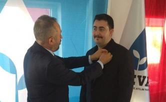 DEVA Partisi Elbistan İlçe Başkanı da belirledi