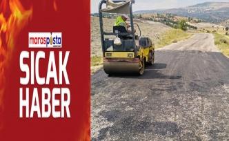 Pazarcık'ta bir mahallenin daha sorunu çözüldü