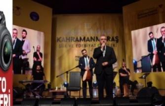 Karacaoğlan'dan Neşet Ertaş'a unutulmaz türküler seslendirildi