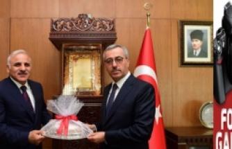"""Zorluoğlu """"Kahramanmaraş bizi bağrına bastı"""""""