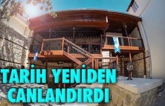 TARİH YENİDEN CANLANDIRDI