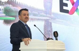 """""""ÖNÜMÜZDEKİ 4-5 AY ETTE İTHALLİK BİR DURUM GÖRMÜYORUM"""""""