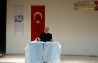 """BÜYÜKŞEHİR'DEN """"BİR KONU BİR KONUK"""""""