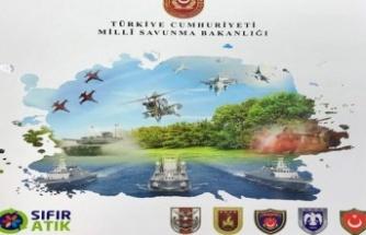 MSB 'SIFIR ATIK PROJESİ' İÇİN ÖZEL FİLM HAZIRLADI