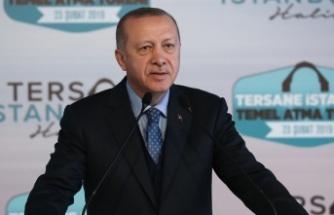 ERDOĞAN, KAHRAMANMARAŞ'A GELDİ!