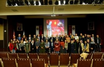 KSÜ, Çanakkale Zaferi'ni kutladı!