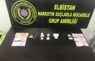 Uyuşturucu ticareti yapan kişi tutuklandı…