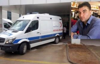 6 bin voltluk akıma kapılan işçi hayatını kaybetti
