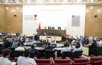 Büyükşehir Belediye Meclisi, toplandı!