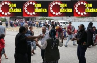 İki aile arasında kavga: 2'si polis 3 yaralı