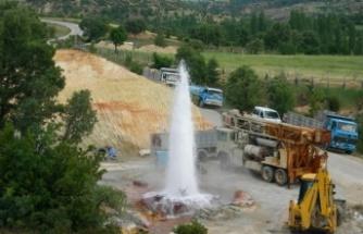 Jeotermal kaynak su arama alanları ihale edilecek