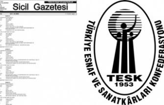 Kahramanmaraş'ta 1 ayda 131 esnaf işe başladı