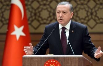 Erdoğan'dan Malazgirt Zaferi ve Zafer Haftası mesajları
