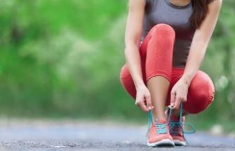 Haftalık 150 dakika orta şiddette egzersiz yapın!