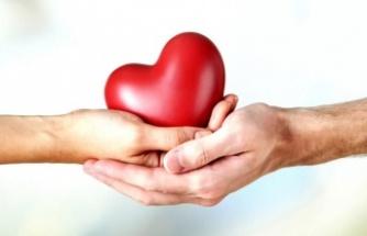 Organ naklinde yüzde 72'lik oranla ikinci sıradayız