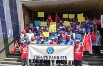 Türkiye Kamu-Sen: Hükümetten yeni teklif bekliyoruz…