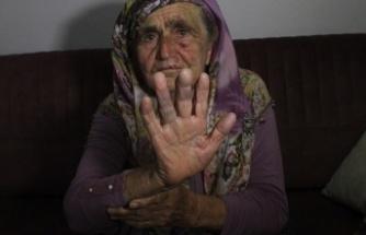 80 yaşındaki kadını darp eden zanlı için tutuklama kararı çıktı!