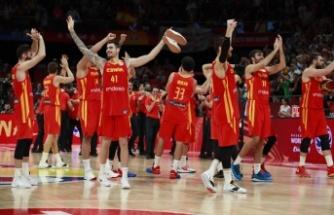 Basketbolda Dünya Şampiyonu: İspanya