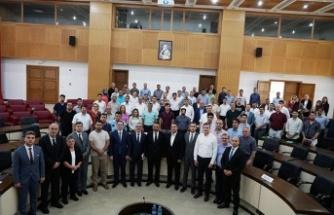 Büyükşehir Belediye çalışanlarına E-Belediye Eğitimi
