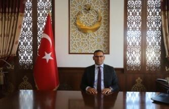 Ekinözü'nden Gürpınar'a atanan Kaymakam Sayar göreve başladı