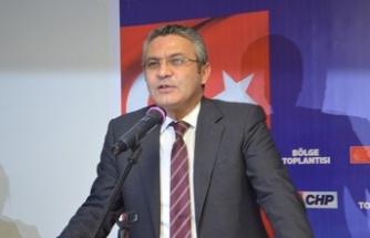 """CHP """"Suriye'nin toprak bütünlüğünden yanayız"""""""