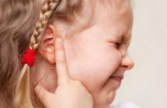 Çocuğunuzun huzursuzluğu kulağından kaynaklanabilir