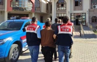 DEAŞ operasyonunda 1 kişi tutuklandı