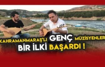 Doğada Kahramanmaraş türküleri söylüyorlar!
