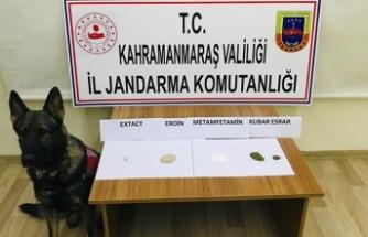 Jandarmadan uyuşturucu operasyonu: 10 gözaltı