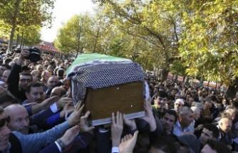 Nuri Pakdil'in cenazesine kimler katıldı?