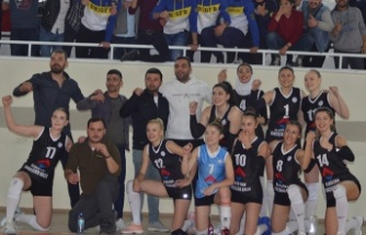 Elbistan, Antalya'yı 3-0 yendi!