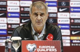 EURO 2020'ye gitmeyi garantilemek istiyoruz