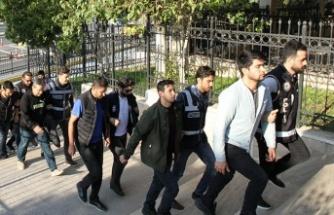 FETÖ operasyonunda 7 tutuklanma