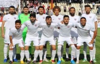 Kahramanmaraşspor beraberliğini hakeme bağladılar!