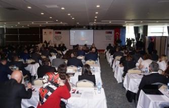 MESKİ yetkilileri, FRIT II toplantısına katıldı