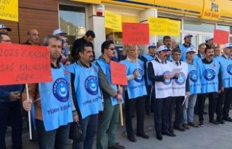 Türk Eğitim Sen'den Cumhurbaşkanına mektup