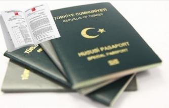 'Yeşil pasaport' İhracat limiti düşürüldü