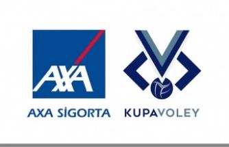 AXA Sigorta Kupa Kadınlar başlıyor