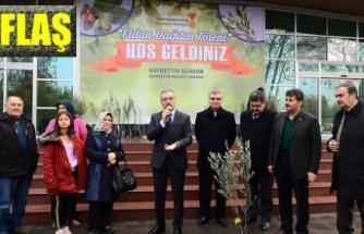 Büyükşehir'den kırsal kalkınmaya destek