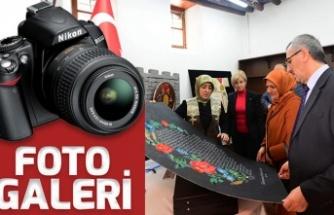 Güngör'den Olgunlaşma Enstitüsü'ne ziyaret
