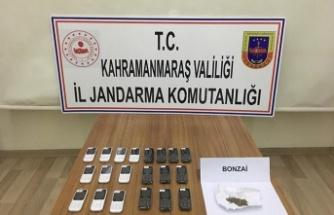 Kaçakçılık ve uyuşturucu operasyonunda 2 zanlı gözaltına alındı