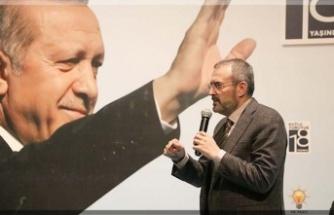 """""""Kemal Kılıçdaroğlu siyaset yapmıyor"""""""