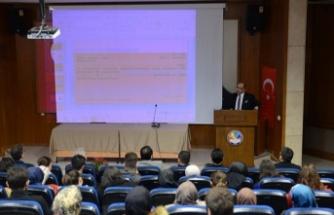 KSÜ, vefatının 83. Yılında İstiklal Şairi Mehmet Akif Ersoy'u andı