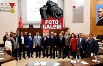 Meclis üyelerine eğitim semineri verildi