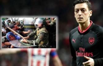 Mesut Özil'den sessiz kalan Müslümanlara tepki